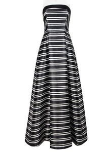 NWT Striped Gown